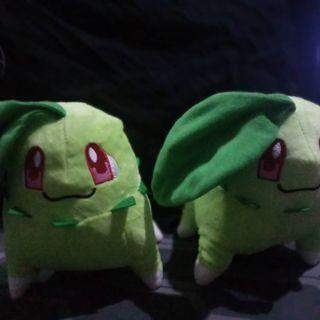 Stuff Toy - CHIKORITA (Pokemon)