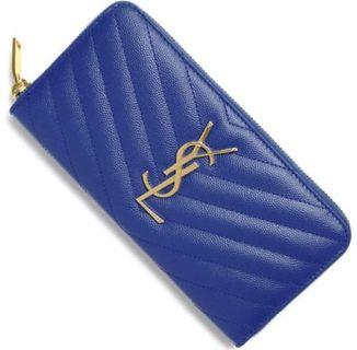 AUTHENTIC YSL Monogram Wallet