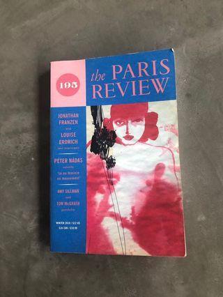 The Paris Review Winter 2010