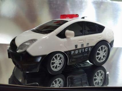 豐田 Prius 日本警視廳警車 (長10cm)
