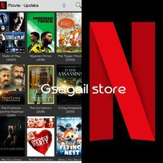Unlimited Netflix (LIFETIME)