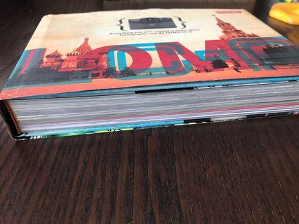 Lomography Thick Hard cover coffee table book