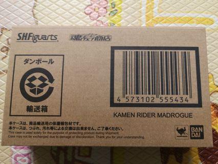 全新 日魂限 SHF Kamen Rider Madrogue 幪面超人