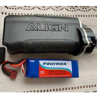 Align Starter for RC Heli Nitro engines