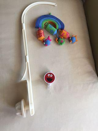 🚚 Baby Toys, Cot Bed hanging