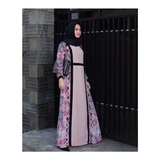 Syahila dress by kaleela