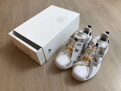 🚚 Adidas Consortium Workshop SS2G us10.5 貝殼頭 全新 男鞋
