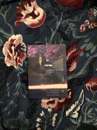 5 Centimeters per Second | One More Side by Makoto Shinkai