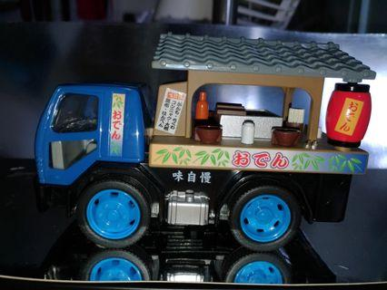 日本 流動 美食車 (長10cm)