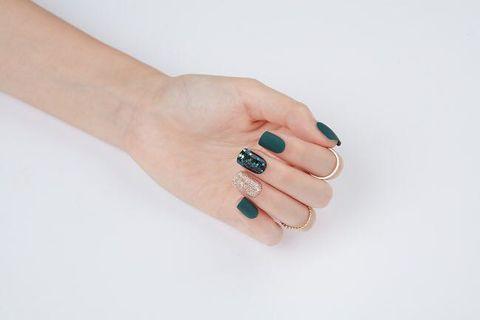 Dashing Diva 光療薄型美甲片 驚艷綠階限定款