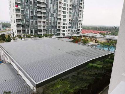 Bsp skypark unit to be rent (fully furnish)