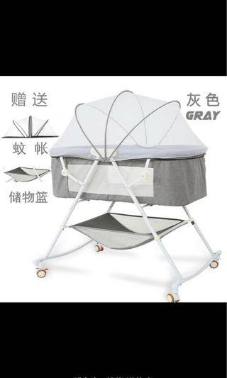 🚚 Portable Baby Bassinet