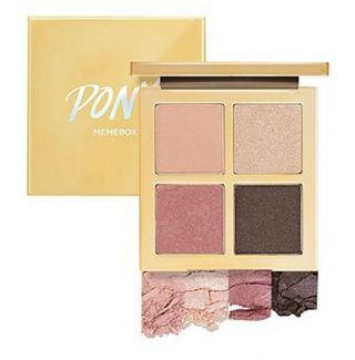 🚚 Pony Effect Shine Easy Glam 3 (Pink Bloom)