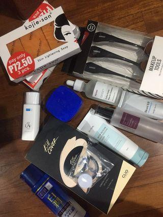 🚚 Skin Care 70% off (some brand new)!!!