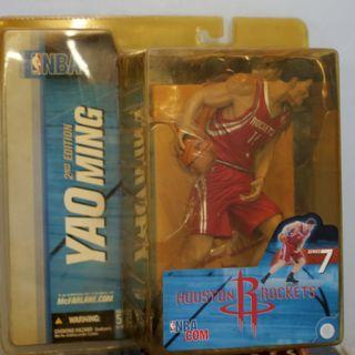 NBA Yao Ming 姚明 Figure Mcfarlane