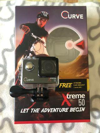 🚚 Curve Xtreme 50 Action Camera