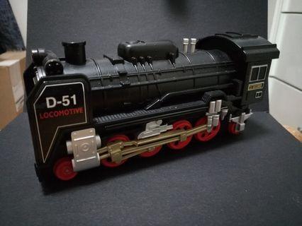 日本高崎 D-51498 蒸氣火車 (長18cm)