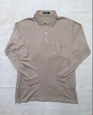 Polo Shirt Motif Golden Bear