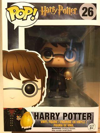 Funko Pop Harry Potter (TriWizard Gold Egg)