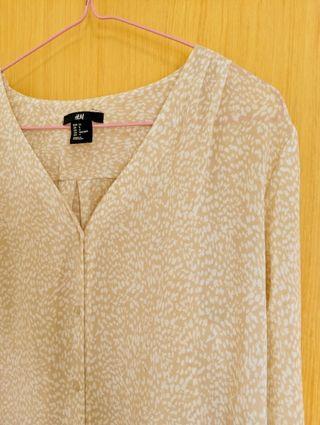 H&M blouse top