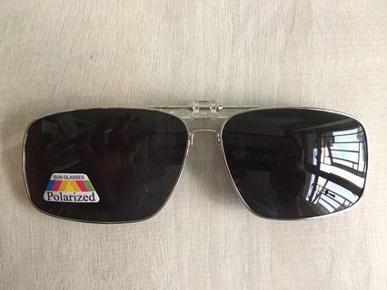太陽眼鏡 夾片 clip on