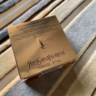 YSL  氣墊粉底 Ysl Fushion ink cushion foundation spf 24