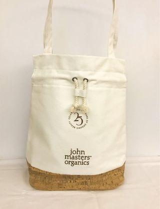 John masters organic 25 週年紀念袋
