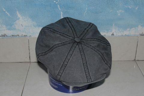 Topi Newsboy Cap or Gatsby Bakerboy 8 Panel Hat