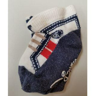 Baby boy socks (new born to 3 months old)