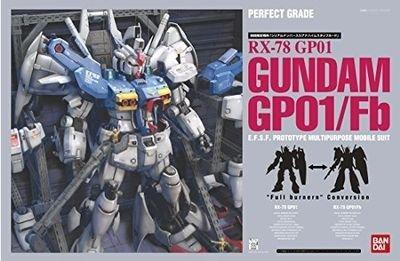 Bandai Perfect Grade 1/60 GP01 萬代 PG 1/60 GP01