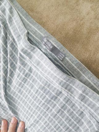 Bershka Bodycon Stripe Skirt #mauthr