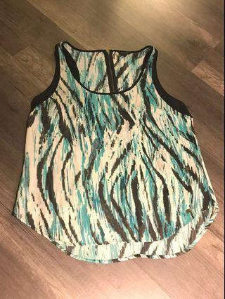 Guess Sleeveless Top - Size M