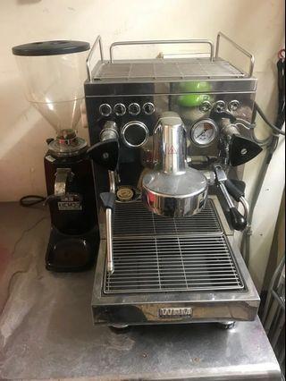 咖啡機➕磨豆機
