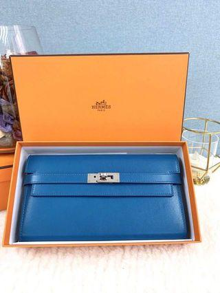 Hermes Kelly Wallet