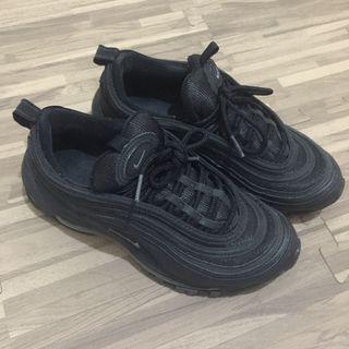 Nike air max 95 23.5 全黑