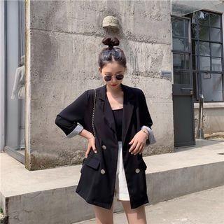 CD2351 (全新) 女裝 流行寬鬆小西裝外套女上衣