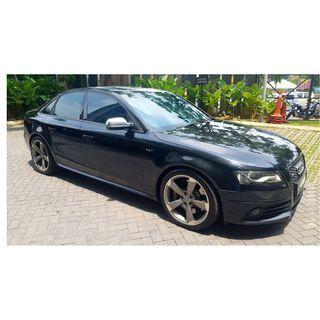 Audi S4 S-Line Quattro Premium