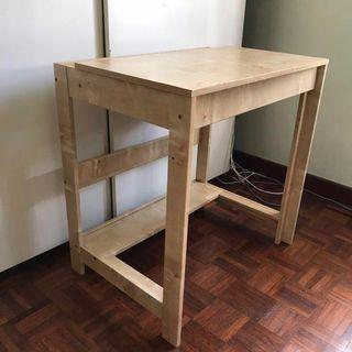 Ikea Laiva Wooden Table (PRICE REDUCED)