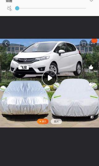 汽車冚  小車  jazz fit用