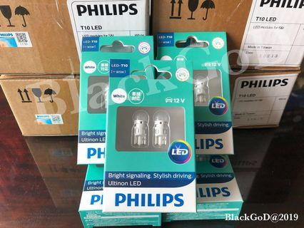 Philips T10/194 led 6000k