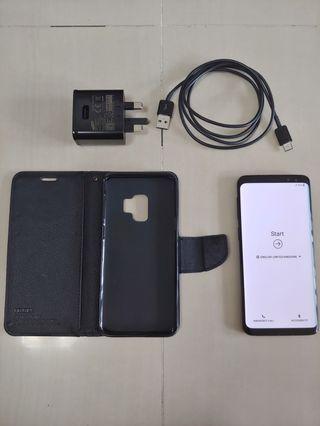 🚚 Samsung Galaxy S9 64gb Black