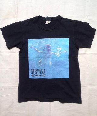 Kaos Band Nirvana Album Nevermind