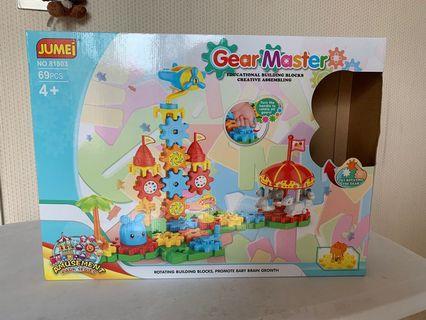 Jumei Gear Master Amusement Park