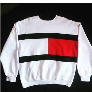 Tommy Hilfiger crewneck big flag