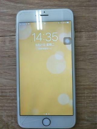 🚚 iPhone 6 Plus 64G 銀色