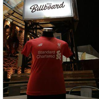 Liverpool Jersey Microfiber Dont Give Up YNWA