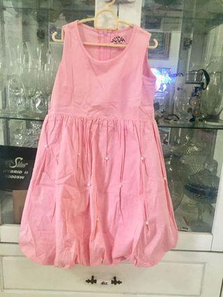 Soda Pink Dress