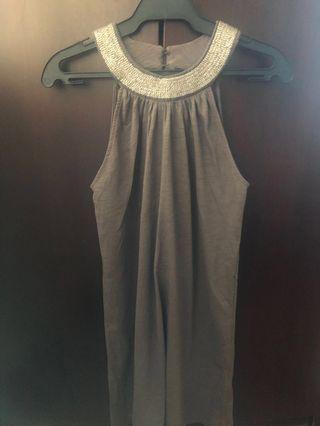 Authentic Banana Republic Halter Summer Dress