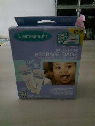 🚚 Blessing BN Lansinoh storage milk bags