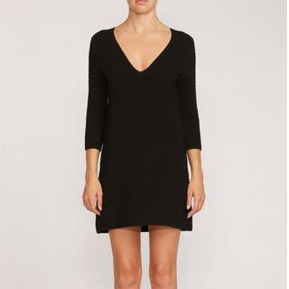 "Camilla & Marc knit crepe ""Ottomon"" dress - Size XS - RRP $330"